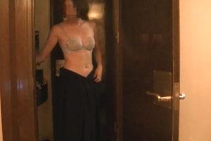No422|シングルマザーの家に仕掛けたカメラに生々しいおばさんの着替えが撮れちゃった件www