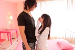 No462|巨乳だけど小柄な美少女と長身マッチョがアクロバティックなセックスを興じる一部始終がすごい
