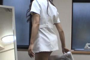 No783|コスプレお着換え盗撮ナース服からバニーちゃんへと変身する女の子を隠し撮りしちゃいました